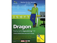 Dragon NaturallySpeaking 10 Preferred Wireless (Bild 1)