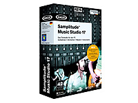 MAGIX Samplitude Music Studio 17 (Bild 1)