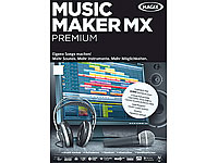 MAGIX Music Maker MX Premium (Bild 1)