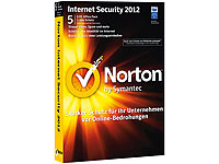 Norton Internet Security 2012 - 5 PCs (Bild 1)