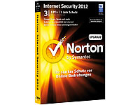Norton Internet Security 2012 - 3 PCs Upgrade (Bild 1)
