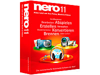 Nero 11 Multimedia-Suite PC Vollversion (Bild 1)