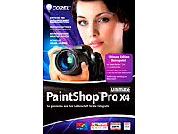 Corel PaintShop Pro X4 Ultimate (Bild 2)