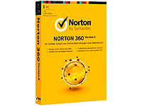 Norton 360 Version 6 - 1 PC Upgrade (inkl. Update auf Version 7.0) (Bild 1)