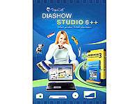 Aquasoft DiaShow Studio 6 ++ inkl. WebShow 3 und ScreenShow 3 (Bild 1)