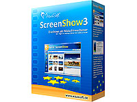 Aquasoft DiaShow Studio 6 ++ inkl. WebShow 3 und ScreenShow 3 (Bild 3)