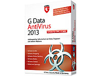G Data AntiVirus 2013 - 3 PCs (Bild 1)