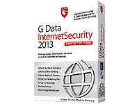 G Data InternetSecurity 2013 - 1 PC (Bild 1)
