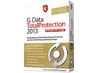 G Data TotalProtection 2013 - 3 PCs (Bild 1)