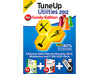TuneUp Utilities 2012 Family + AVG Internet Security (je 4 Lizenzen) (Bild 2)
