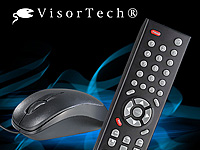 VisorTech Digitaler Überwachungs-Recorder DVR-8004 H.264 mit Monitor (Bild 3)