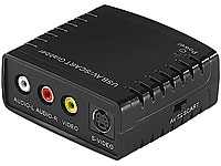Q-Sonic USB-Video-Grabber VG-310 zum Video-Digitalisieren (Bild 1)
