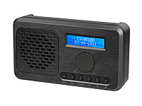 VR-Radio WLAN-Internetradio mit MP3-Streaming & UKW-Tuner IRS-520.WLAN (Bild 1)