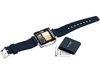 "simvalley MOBILE Handy-Uhr ""PW-315.touch"" Uhrenhandy (Bild 6)"