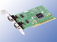 c-enter PCI-seriell-Adapter RS232 2-fach (Bild 1)