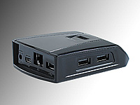 Xystec Portable Notebook-Dockingstation USB2.0, LAN & Audio (Bild 2)