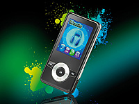 "auvisio MP3- & Video-Player ""DMP-320.m"" mit UKW-Radio (Bild 2)"