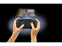 "GeneralKeys Mini-Bluetooth-Tastatur QWERTZ mit Touchpad ""MFT-380.mini"" (Bild 4)"