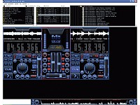 DJ-Tech MP3-DJ-Mischpult mit virtuellen Turntables für PC & Notebook (Bild 2)