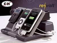revolt Multi-Ladestation für iPhone, Handy & Co. (refurbished) (Bild 1)