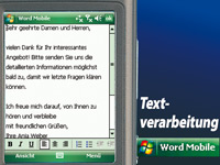 simvalley MOBILE XP-45 mit Windows Mobile 6.1 (refurbished) (Bild 7)