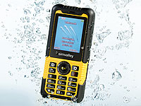 simvalley MOBILE Action- & Outdoor-Handy XT-710 V.2 - VERTRAGSFREI (Bild 4)