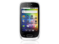 "Dual-SIM-Smartphone mit Android 2.2 ""SP-60 GPS"" WHITE (refurbished) (Bild 1)"
