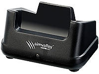 "simvalley MOBILE Klapp-Notruf-Handy ""XL-937"" inklusive LADESCHALE (Bild 4)"