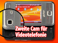 Glofiish M800 UMTS-/VGA mit Windows Mobile 6 & GPS-Empf. (refurbished) (Bild 5)