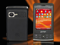 Glofiish X650 GPS-/VGA Smartphone mit Windows Mobile 6 (refurbished) (Bild 1)
