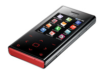 LG Design Handy BL20 New Chocolate, black (Bild 2)