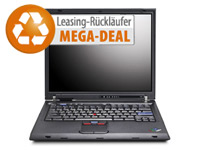"Lenovo ThinkPad T43, 14,1"", 1,73GHz, 1GB RAM, 60GB HD, WinXP (Bild 1)"