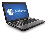 "HP Notebook Pavilion G6-1255SG, 15,6""/39cm, Core i5,  6GB, 500GB, Win7 (Bild 1)"
