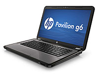 "HP Notebook Pavilion G6-1255SG, 15,6""/39cm, Core i5,  6GB, 500GB, Win7 (Bild 2)"