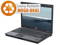 "HP Notebook 6910p, 14""/35cm, 2x2,20GHz, 2GB RAM, 80GB, UMTS, Win7 (Bild 1)"