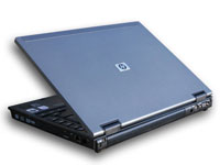 "HP Notebook 6910p, 14""/35cm, 2x2,20GHz, 2GB RAM, 80GB, UMTS, Win7 (Bild 2)"