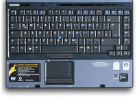 "HP Notebook 6910p, 14""/35cm, 2x2,20GHz, 2GB RAM, 80GB, UMTS, Win7 (Bild 5)"