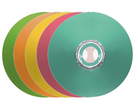 PRIMEON DVD+R lightScribe (LS 1.2), 50er-Spindel, color-mix (Bild 2)