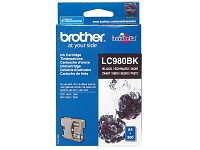 Original Brother Tintenpatrone LC980BK, black (Bild 2)
