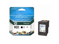 Original HP Tintenpatrone CC653AE (No.901) black (Bild 1)