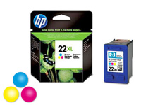 Original HP Tintenpatrone C9352CE (22XL), color (Bild 1)
