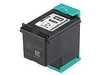 recycled / rebuild by iColor Recycled Cartridge für HP (ersetzt CC654AE No.901XL), black HC
