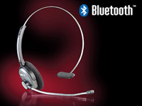 Callstel Bluetooth-Headset mit Bluetooth-Dongle, Klasse II (Bild 1)