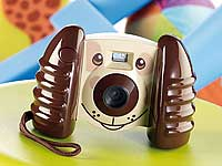 "Somikon Kinder-Digitalkamera ""DCW-100.fun"" mit Webcam-Funktion (Bild 1)"