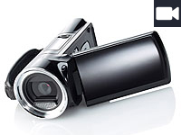 "Somikon Full HD-Camcorder ""DV-812.HD"" mit 2,7"" Display, 12 Mega & HDMI"