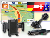 NavGear Navi-Upgrade-Kit für simvalley SP-60, Ost- & Westeuropa (Bild 1)