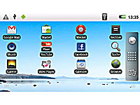 "TOUCHLET 4,3"" Pocket-Media-Tablet ""PMT-43.WiFi"" mit Android 2.3 (Bild 6)"