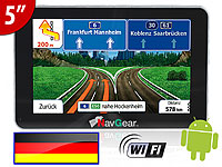 "Androidnavi ""StreetMate GTA-50-3D.plus"" - Deutschland (refurbished) (Bild 1)"