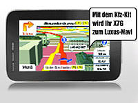 "TOUCHLET 7""-Android-Tablet-PC X7G GPS/ Multi-Touch/ 1,2GHz-CPU/ HDMI (Bild 3)"
