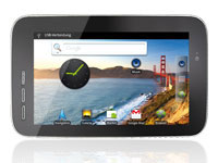 "TOUCHLET 7""-Android-Tablet-PC X7G GPS/ Multi-Touch/ 1,2GHz-CPU/ HDMI (Bild 4)"